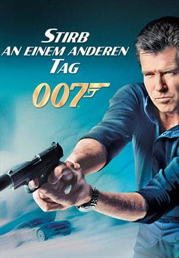 Film - James Bond 007 - Stirb an einem anderen Tag