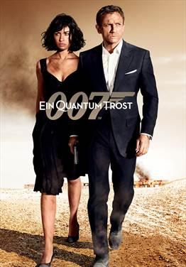 Film - James Bond 007 - Ein Quantum Trost