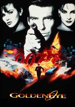 Film - James Bond 007 - GoldenEye